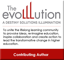 Contributing Author to evoLLLution.com - an organization focused on lifelong learning