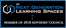 Daniel Christian-- Member of the Advisory Council for the 2018 Next Generation Learning Spaces Conference