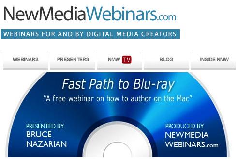 New Media Webinars