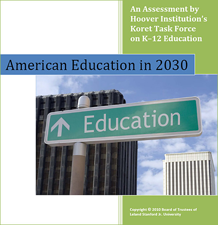 American Education in 2030 - from Stanford