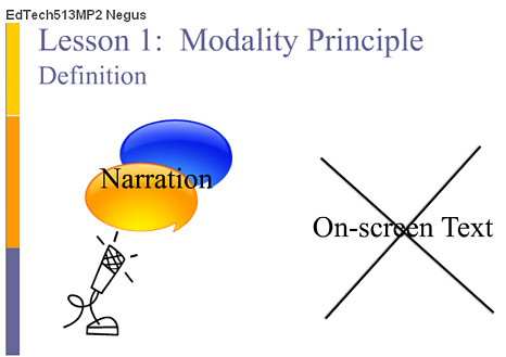 what does the word modalities mean