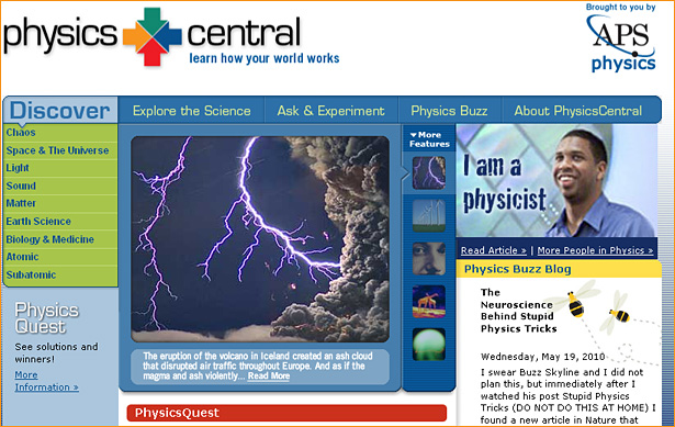 physicscentral.com