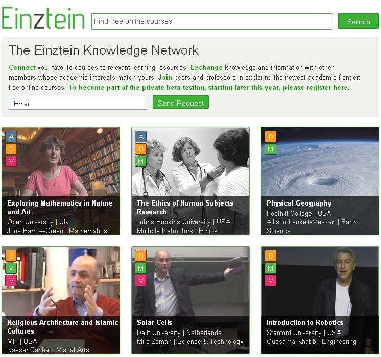 Einztein.com