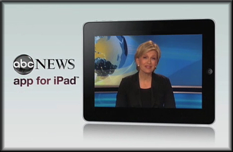 ABC News has a new iPad app - another example of convergence
