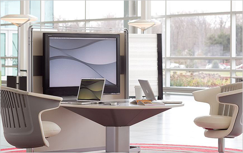 Steelcase's MediaScape