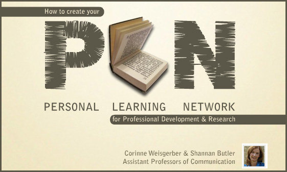 How to create your personal learning network (PLN)
