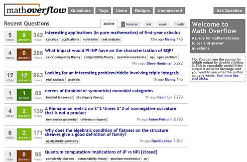 mathoverflow.net