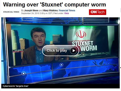 Stuxnet -- a new era in cyberwar