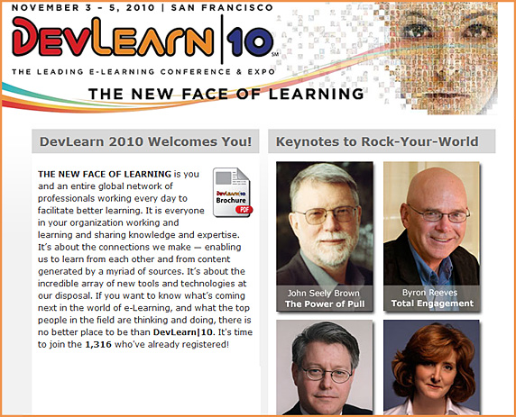DevLearn 2010