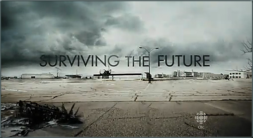 Surviving the Future -- as seen on CBS on 10/21/10