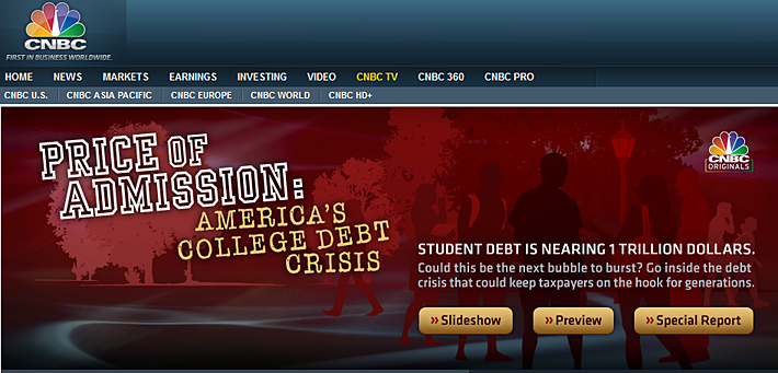 Price of Admission: America's College Debt Crisis