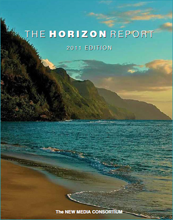 The 2011 Horizon Report -- from the New Media Consortium