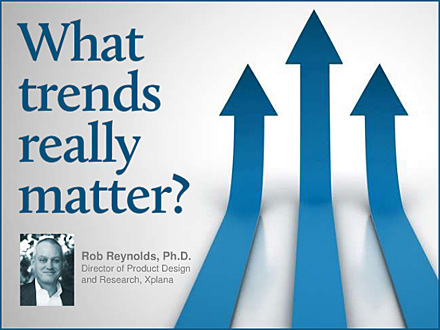 What trends really matter? Rob Reynolds presentation -- 2-9-11