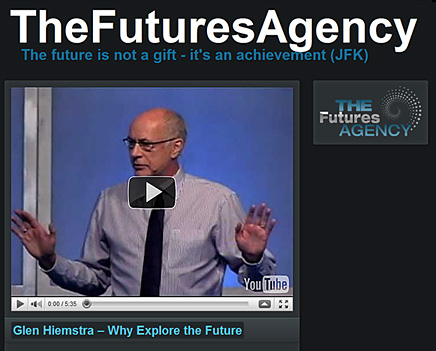 The Futures Agency: Why explore the future?