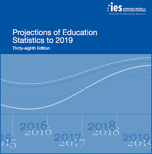 Projection of Education Statistics to 2019