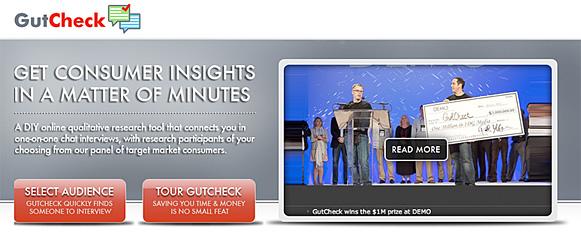 GutCheck.com -- Real Time Qualitative Market Research