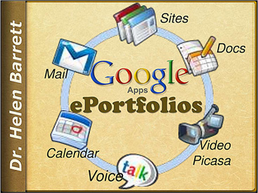 Google Apps for e-Portfolios