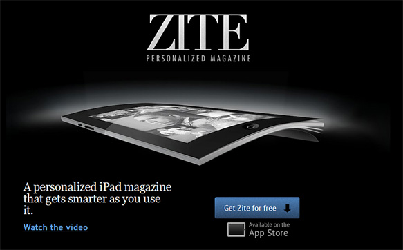 Zite.com -- your own personalized magazine