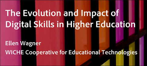 Digital skills in Higher Education - Spring 2011