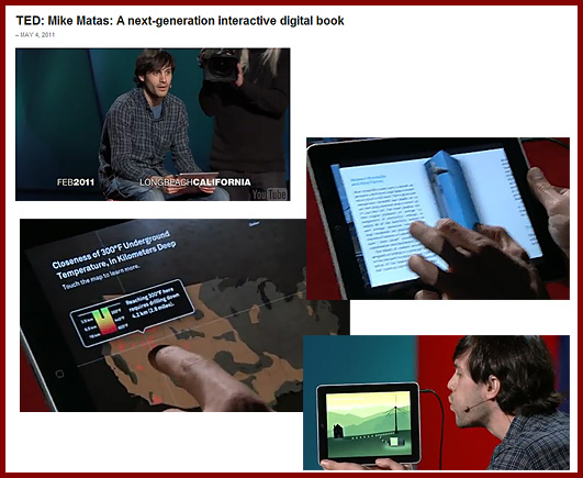 TED: Mike Matas -- Next Generation Digital Book - filmed March 2011