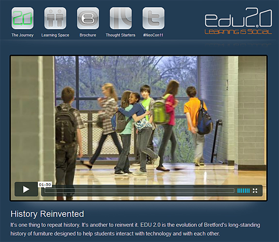 Bretford -- Edu 2.0 announcements - June 2011