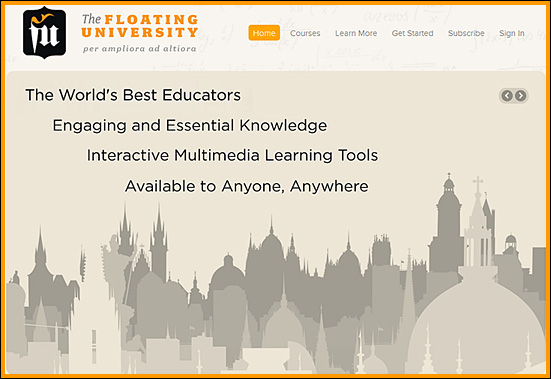 The Floating University