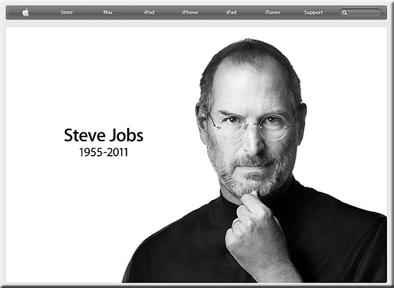 Steve Jobs - 1955-2011