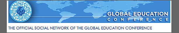 Global Education Conference - November 14-18, 2011