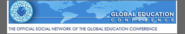 Global Education Conference - November 14-18, 2011