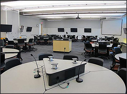 Active Learning Classrooms at the U of Minnesota
