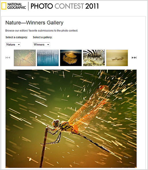 National Geographic 2011 Photo Contest