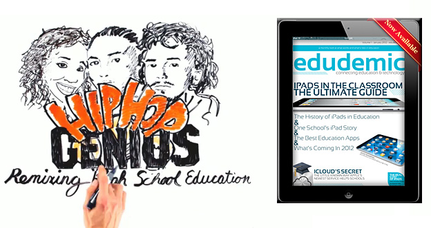 http://edudemic.com/2012/02/remixing-high-school-education/