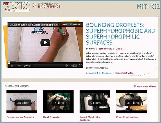 http://k12videos.mit.edu/