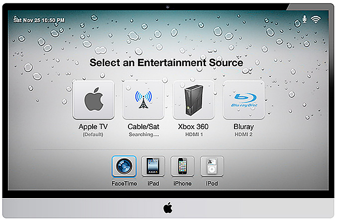 Apple TV Concept - Nov 2012