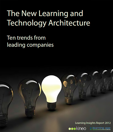 Learning Insights Report 2012 -- from Kineo and elearningage.co.uk