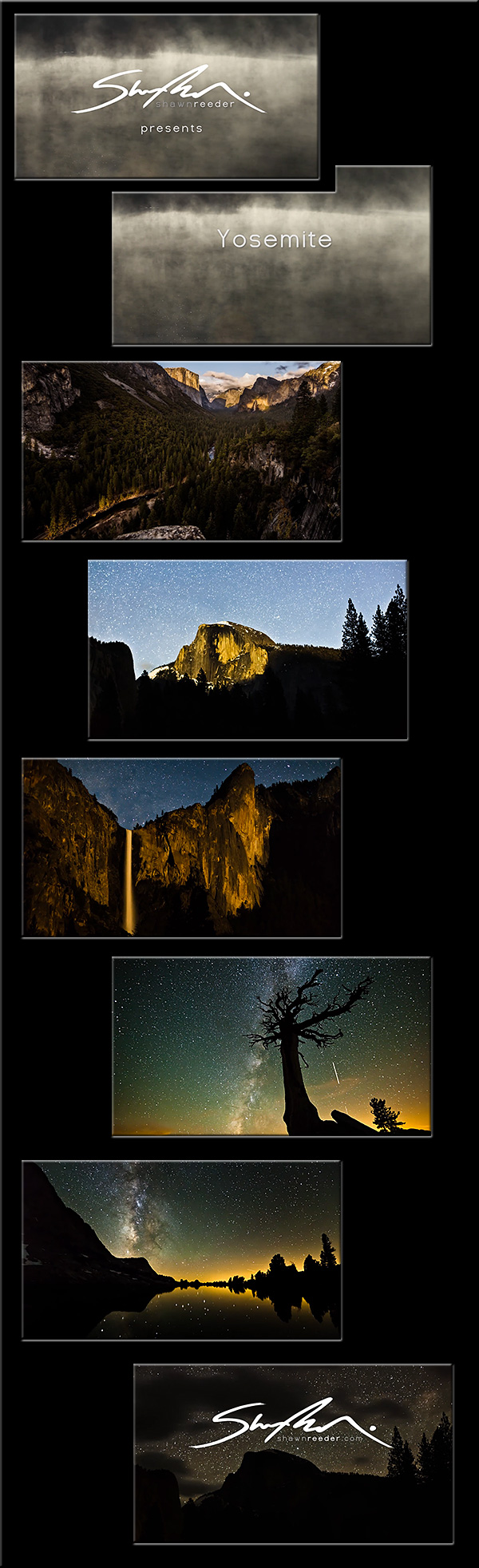 Yosemite Range of Light -- by Shawn Reeder