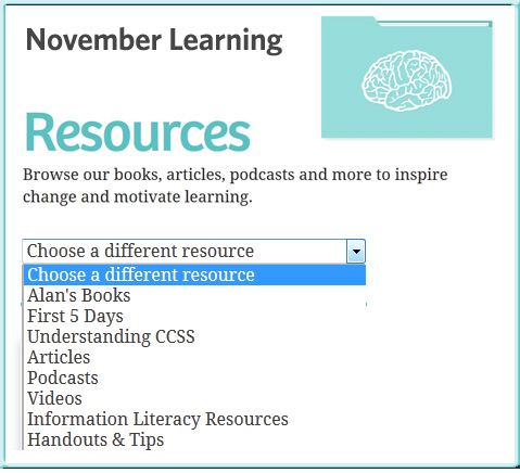 http://novemberlearning.com/resources/