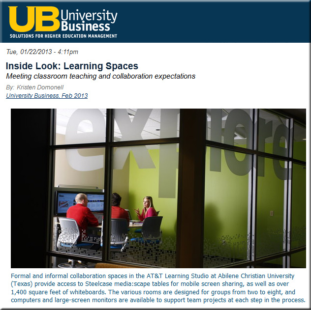 UnivBus-LearningSpaces-Feb2013