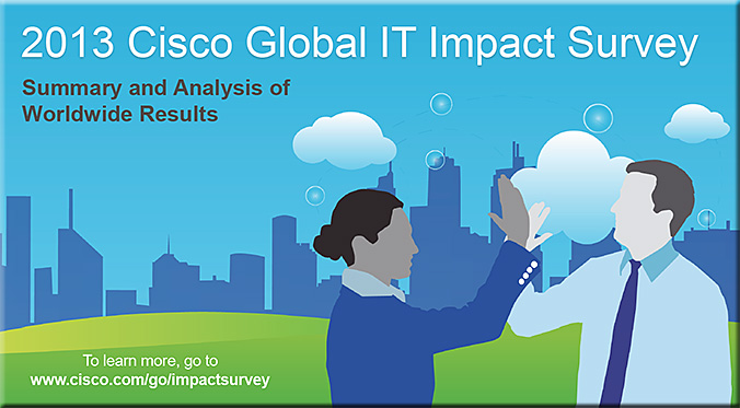 2013CiscoGlobalITImpactSurvey-May2013