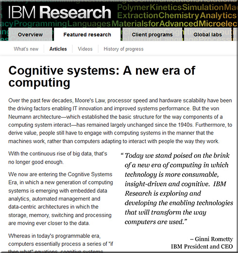 CognitiveSystems-IBMResearch-May2013