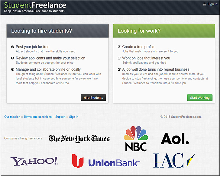 StudentFreelance-June2013
