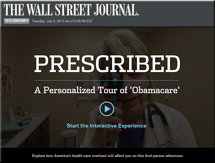 WSJ-interactive-video-Obamacare-7-9-13