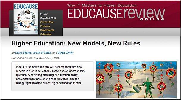 Educause-NewModelsNewRules-Oct72013