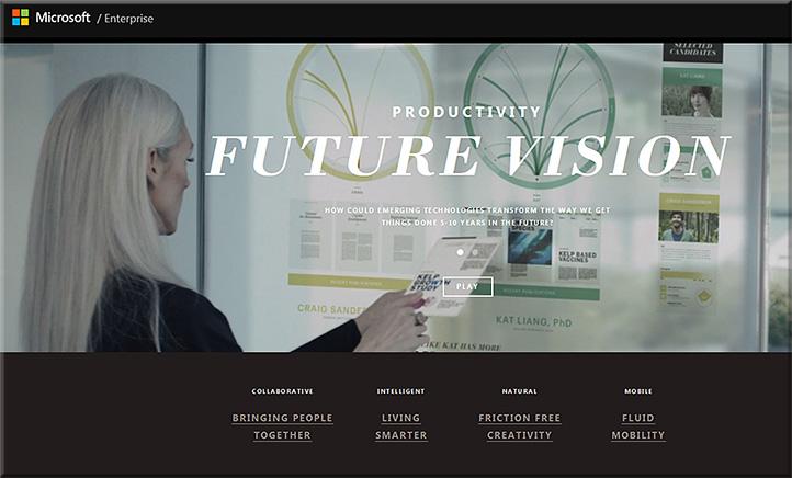 MicrosoftProductivityVision2015