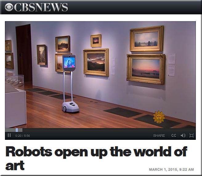 RobotsOpenUpWorldOfArt-March2015