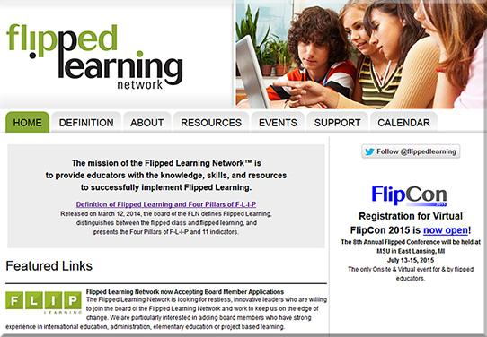 FlippedNetwork2015