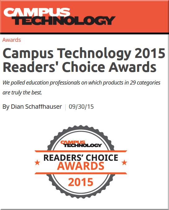 CampusTechReadersChoiceAwardsSept2015