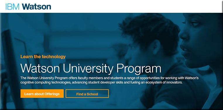 IBMWatson-UniversityProgramNov2015