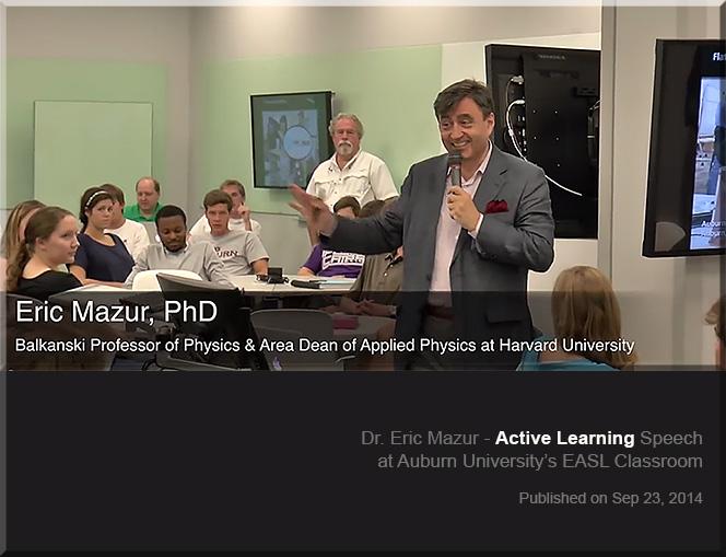 EricMazur-ActiveLearningSpeechSep2014