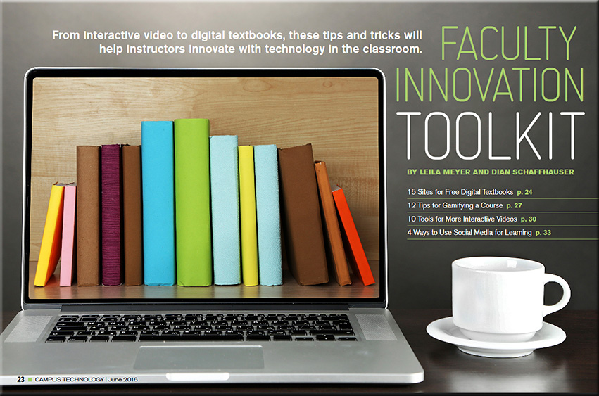 FacultyInnovationToolkit-CampusTechnology-June2016